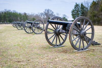 Scene near Brawner Farm, Manassas National Battlefield.