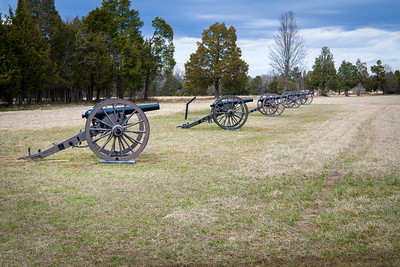 Scene near Brawner Farm, Manassas National Battlefield.