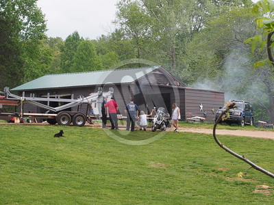 05-10-2018_Lawn Mower and Garage Fire in Rickman