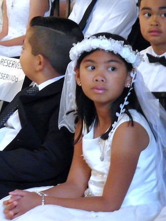 05-19-18 First Communion 10 am group