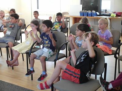 07-11-18 Summer Bible Camp