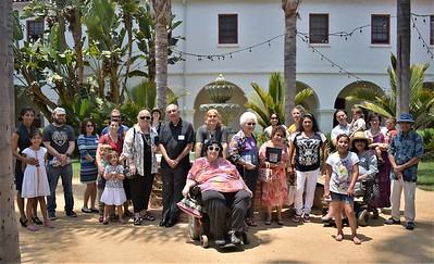 07-15--2018 New Parishoner Breakfast