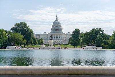 View of the U.S. Capitol