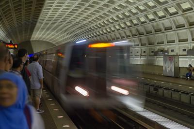 Scene from the Metro