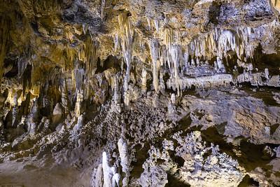 View at Luray Caverns