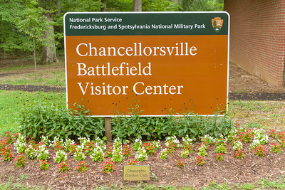 Chancellorsville Battlefield Visitor Center