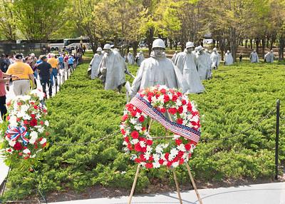 12. Korean War Memorial