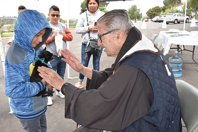 10-6-2018 Blessing of the animals