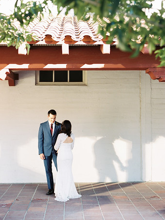 Kelsey & Matt Historic 5th Street School Wedding | 10 6 18 | Kristen Kay Photography-45