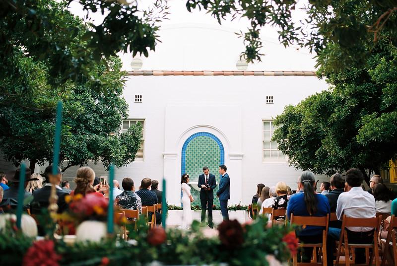 Kelsey & Matt Historic 5th Street School Wedding | 10 6 18 | Kristen Kay Photography-274