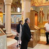 Meeting with Parish Council & Viewing Iconography Phase 3