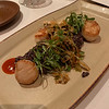 Seared Day Boat Scallops at Wente