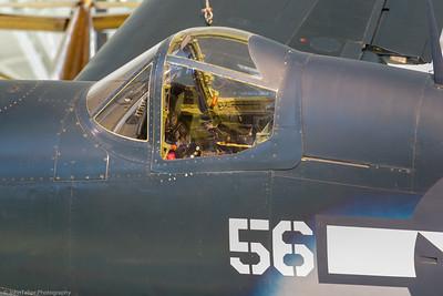F4U-1D Cockpit Detail