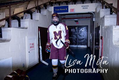 01-21-18 Madiosn vs. Morris Kolls Ice Hockey