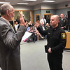Westmont Police Officer Durst Swearing In Ceremony