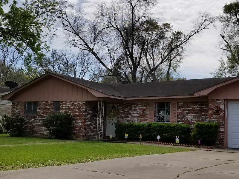 WE BOUGHT IT NEW IN 1967 FOR $14,500!  3 BEDROOMS, 2 BATHS, A/C...MY BUT TIMES HAVE CHANGED.