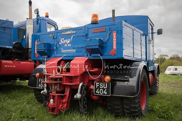 FSU 404 Scammell 20LA ballast tractor (1953)
