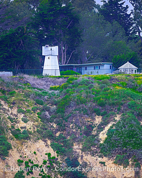 Santa Barbara Lighthouse.