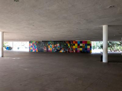Pavilion of Ibirapuera Park