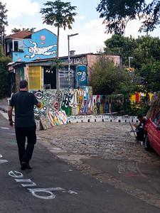 Jardim das Bandeiras Street Art