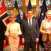 From left: Ms Ine Marie Eriksen Søreide, Minister of Foreign Affairs of Norway, Ms Aurelia Frick, Minister of Foreign Affairs of Liechtenstein, Mr Guðlaugur Þór Þórðarson, Minister of Foreign Affairs of Iceland, Ms Karin Kneissl, Minister of Foreign Affairs of Austria.