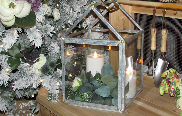 At the 25th annual Festival of Trees, presented by the Spirit of the North Healthcare Foundation, at the Civic Centre until Dec. 2, it's all about the little details. Citizen photo by Christine Hinzmann