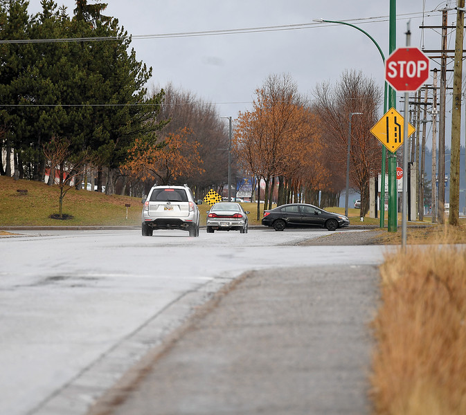 Changes are coming for Westwood Drive at 22nd Avenue and how traffic gets on the highway. Citizen photo by Brent Braaten