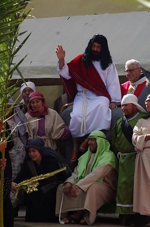 03-25-18 Palm Sunday - morning masses
