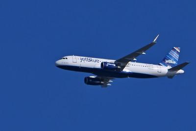 A320-232 N821JB Blue Yorker