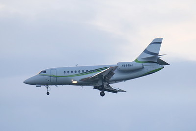 1999 Dassault Falcon 2000 N888NA