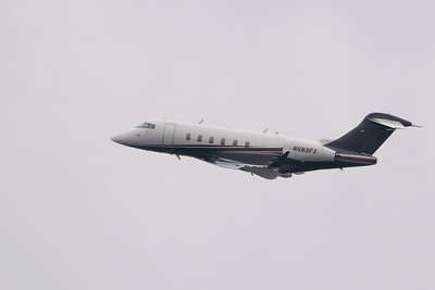2017 Bombardier Challenger 350 BD-100-1A10 N583FX