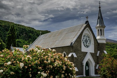 DA061,DT, Church, Arrowtown, New Zealand (1 of 1)