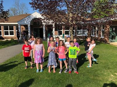 Saint Theresa  Tuesday's at 4 pm Grades 1 & 2  Miss Allison & Miss Karen