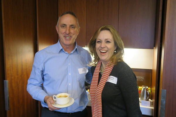 2018 Business Network Breakfast Kooyong