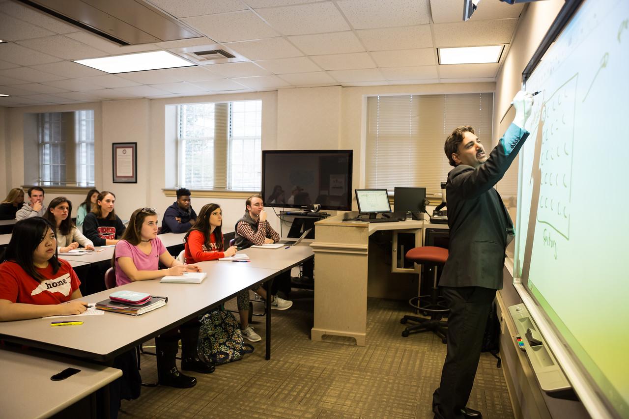 Business Classroom 2018