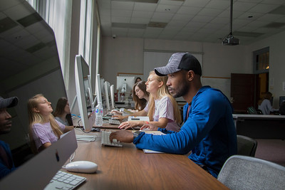 Communication Department Classrooms 2018