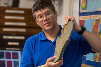 Geology Classroom 2018