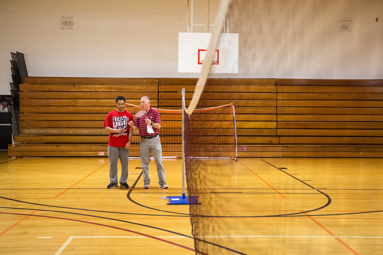 Physical Education Classroom