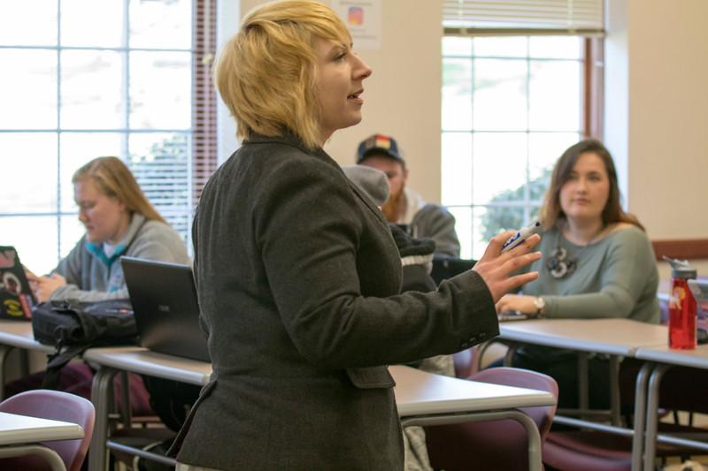 Political Science Classroom 2018