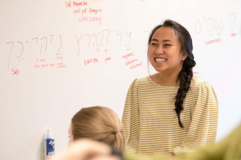 Religious Studies Classroom 2018