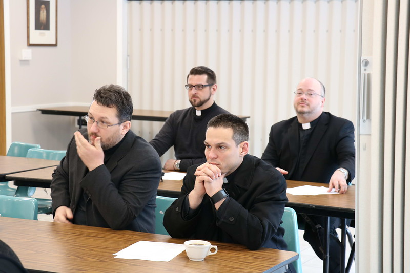 2018 Clergy Retreat