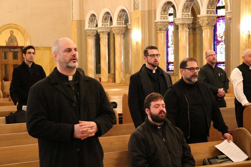 2018 Clergy Retreat