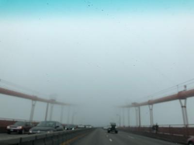 Fogust in San Francisco...