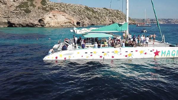 2018 ECS Palma Boat trip