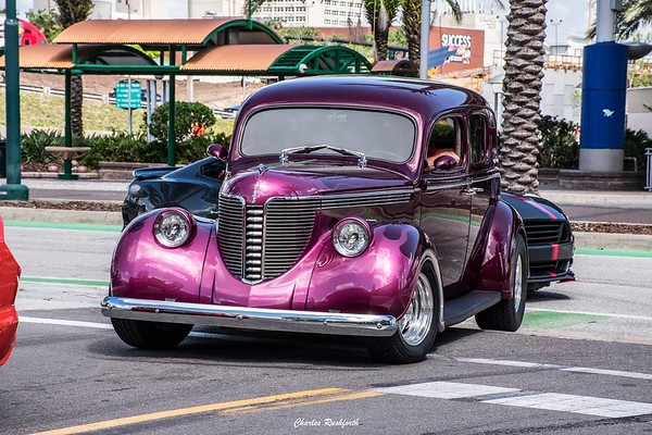 2018 Hot Rods for Heroes