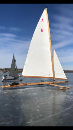 2018 Iceboating