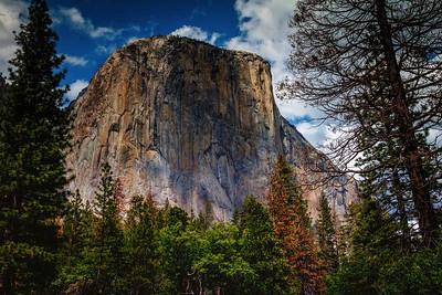 DA061DT,El Capitian, Yosemite N P  Ca