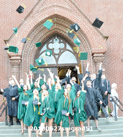 20180527 St. Mary's Graduation
