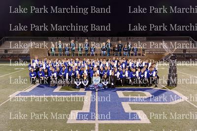 2018 Lake Park Marching Band