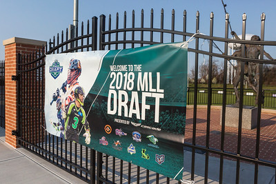 4/18/2018; Sparks, MD, USA; 2018 MLL Draft at US Lacrosse Headquarters. Photography Credit: Donnie Riggs